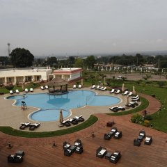 Ledger Plaza Bangui in Bangui, Central African Republic from 128$, photos, reviews - zenhotels.com balcony