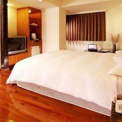 King Shi Hotel комната для гостей фото 5