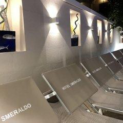Hotel Smeraldo Куальяно фитнесс-зал фото 3