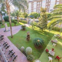 Отель Checkin Valencia Валенсия балкон