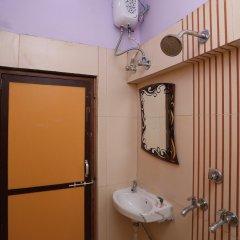 Отель OYO 19858 Kanha Palace ванная