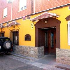 Отель Hostal Los Molinos парковка