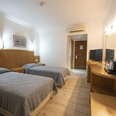 Belcehan Deluxe Hotel Турция, Олудениз - отзывы, цены и фото номеров - забронировать отель Belcehan Deluxe Hotel онлайн комната для гостей фото 5