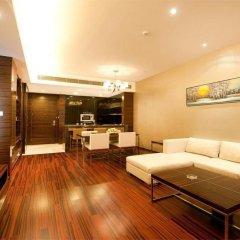 Отель Yishang Baoli Shimao International Apartment Китай, Гуанчжоу - отзывы, цены и фото номеров - забронировать отель Yishang Baoli Shimao International Apartment онлайн интерьер отеля
