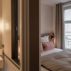Hotel de la Tamise Париж комната для гостей