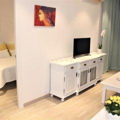 Отель Apartamento Sol del Mar Mediterraneo Фуэнхирола комната для гостей фото 3