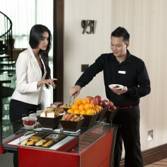 Отель Jumeirah Creekside Дубай питание фото 3