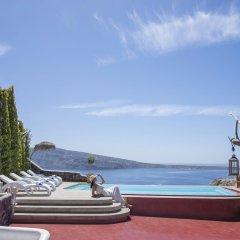 Отель Oia Sunset Villas Греция, Остров Санторини - отзывы, цены и фото номеров - забронировать отель Oia Sunset Villas онлайн приотельная территория