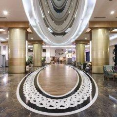 Orange County Resort Hotel Alanya Турция, Окурджалар - 2 отзыва об отеле, цены и фото номеров - забронировать отель Orange County Resort Hotel Alanya - All Inclusive онлайн интерьер отеля фото 3