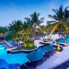 Отель Hard Rock Hotel Bali Индонезия, Бали - отзывы, цены и фото номеров - забронировать отель Hard Rock Hotel Bali онлайн бассейн фото 2