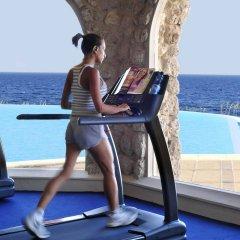 Отель Albatros Citadel Resort Египет, Хургада - 2 отзыва об отеле, цены и фото номеров - забронировать отель Albatros Citadel Resort онлайн фитнесс-зал