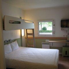 Отель Ibis Budget Liège комната для гостей фото 4