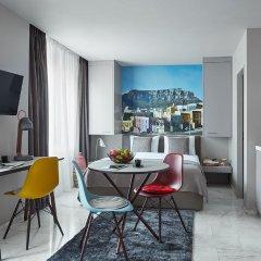 Отель VISIONAPARTMENTS Zurich Militärstrasse комната для гостей фото 2