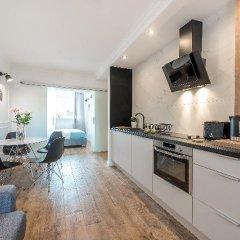Отель P&O Apartments Emilii Plater 3 Польша, Варшава - отзывы, цены и фото номеров - забронировать отель P&O Apartments Emilii Plater 3 онлайн комната для гостей фото 5