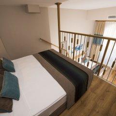 Отель Palm World Resort & Spa Side - All Inclusive Сиде комната для гостей фото 4