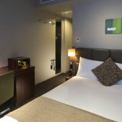 Отель Gracery Tamachi Hotel Япония, Токио - отзывы, цены и фото номеров - забронировать отель Gracery Tamachi Hotel онлайн комната для гостей фото 2