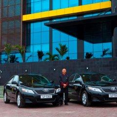 Отель Royal Lotus Hotel Ha long Вьетнам, Халонг - отзывы, цены и фото номеров - забронировать отель Royal Lotus Hotel Ha long онлайн городской автобус