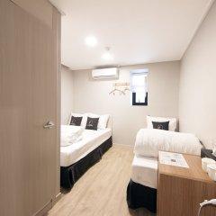 K-grand Hostel Myeongdong Сеул комната для гостей фото 5