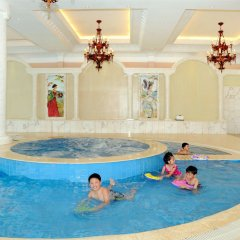 Отель Dalat Edensee Lake Resort & Spa Уорд 3 детские мероприятия фото 2