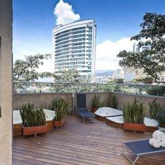 Porton Medellin Hotel балкон