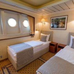 Отель OnRiver Hotels - MS Cezanne Будапешт комната для гостей фото 4