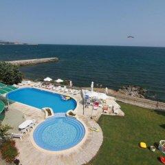 Отель Peter Hotel Болгария, Равда - отзывы, цены и фото номеров - забронировать отель Peter Hotel онлайн бассейн