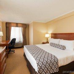 Отель Crowne Plaza Toronto Airport Канада, Торонто - отзывы, цены и фото номеров - забронировать отель Crowne Plaza Toronto Airport онлайн комната для гостей