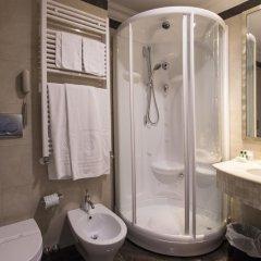 Hotel Regina Margherita ванная фото 2