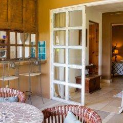 The Bungalows Hotel Педрегал комната для гостей