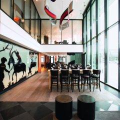 Movenpick Hotel Stuttgart Airport гостиничный бар