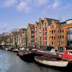 Отель Ibis Styles Central Station Амстердам приотельная территория фото 2