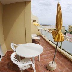 Отель Morasol Atlántico балкон