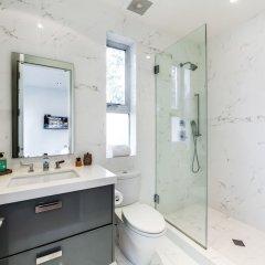 Отель Villa Mode США, Лос-Анджелес - отзывы, цены и фото номеров - забронировать отель Villa Mode онлайн ванная фото 2