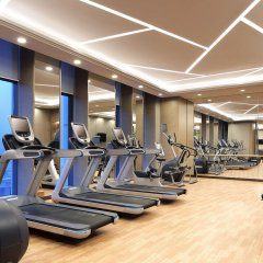 Отель Wanda Realm Neijiang фитнесс-зал