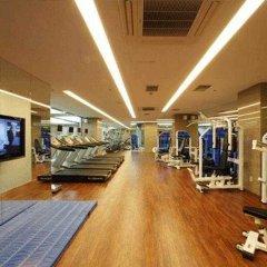 Отель Fraser Place Central Seoul Сеул фитнесс-зал фото 4