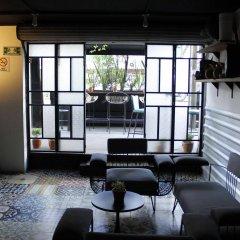 Отель Stayinn Barefoot Condesa Мехико гостиничный бар