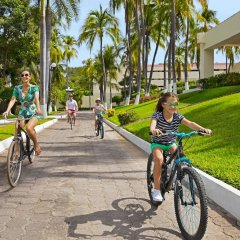 Отель Dreams Huatulco Resort & Spa спортивное сооружение