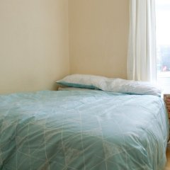 Отель 1 Bedroom Flat In Roseburn Эдинбург комната для гостей фото 2