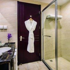 Отель Holiday Inn Beijing Airport Zone ванная фото 2