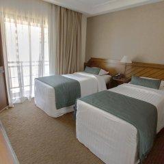 Отель Estanplaza Paulista Бразилия, Сан-Паулу - отзывы, цены и фото номеров - забронировать отель Estanplaza Paulista онлайн комната для гостей фото 3