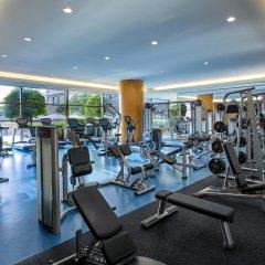 Отель Swissotel Living Al Ghurair Dubai фитнесс-зал