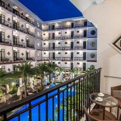 Отель Belle Maison Hadana Hoi An Resort & Spa - managed by H&K Hospitality. балкон