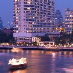 Отель Mandarin Oriental Bangkok Бангкок пляж