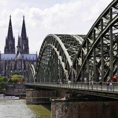 Отель ibis Köln Messe Германия, Кёльн - отзывы, цены и фото номеров - забронировать отель ibis Köln Messe онлайн приотельная территория фото 2