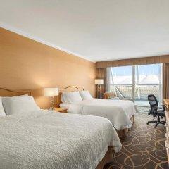 Отель Hampton Inn and Suites by Hilton, Downtown Vancouver Канада, Ванкувер - отзывы, цены и фото номеров - забронировать отель Hampton Inn and Suites by Hilton, Downtown Vancouver онлайн комната для гостей