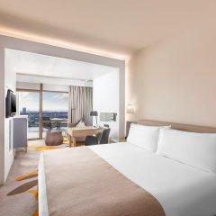 Отель Holiday Inn Cairo Maadi комната для гостей