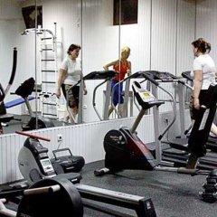 Сочи Бриз SPA-отель фитнесс-зал фото 4