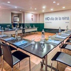 Отель H10 Villa de la Reina Boutique Hotel Испания, Мадрид - отзывы, цены и фото номеров - забронировать отель H10 Villa de la Reina Boutique Hotel онлайн помещение для мероприятий фото 2