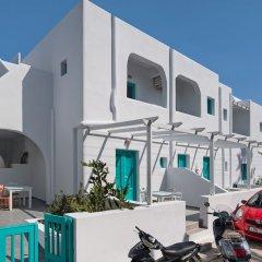 Апартаменты Nissia Apartments парковка
