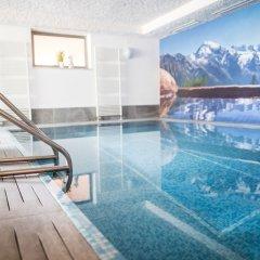 Hotel Burgaunerhof Монклассико бассейн фото 2